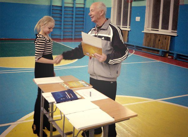 Баскетболістки школи № 16 виграли першість Житомира, фото-1