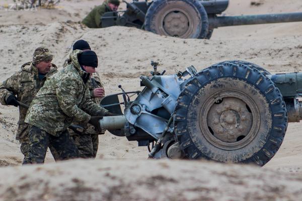 Сумы выполнили план мобилизации на 80%, - военный комиссар - Цензор.НЕТ 4787