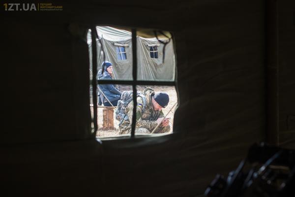 Сумы выполнили план мобилизации на 80%, - военный комиссар - Цензор.НЕТ 4365