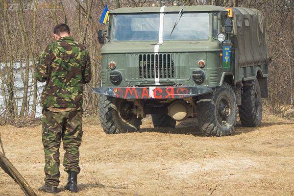 Сумы выполнили план мобилизации на 80%, - военный комиссар - Цензор.НЕТ 3133
