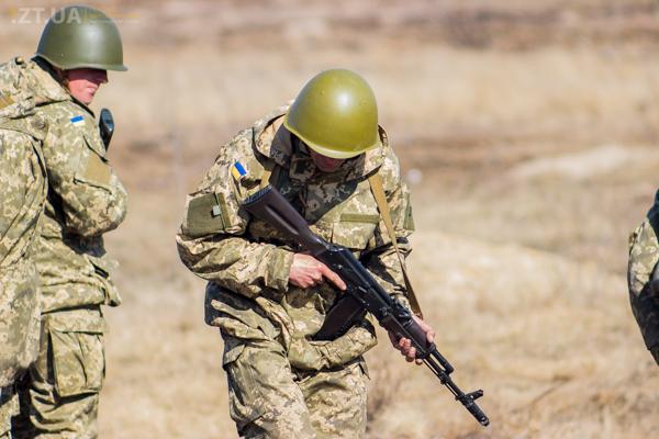 Сумы выполнили план мобилизации на 80%, - военный комиссар - Цензор.НЕТ 4339