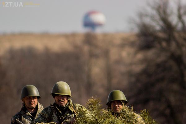 Сумы выполнили план мобилизации на 80%, - военный комиссар - Цензор.НЕТ 4098